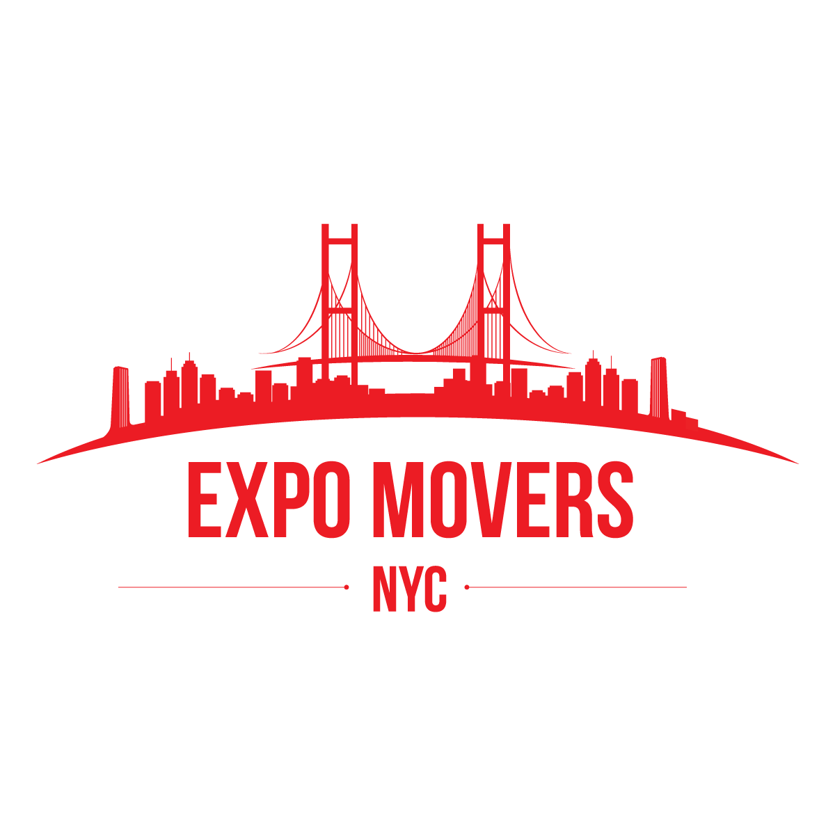 Expo Movers Moving Logo