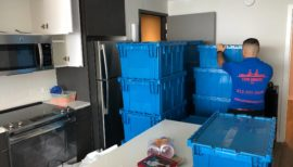 Plastic Bins Rental