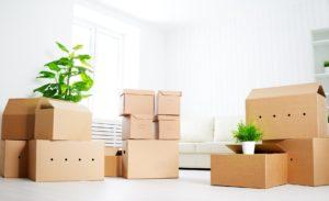Movng your belongings