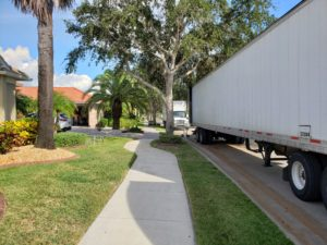 moving from Orlando to New York