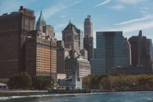 Battery Park Buildings