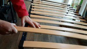slats removal