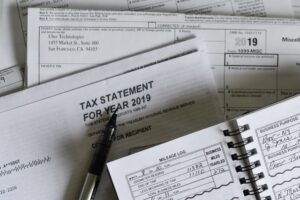 taxes papers
