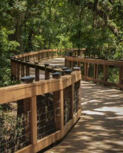 Florida hiking trail