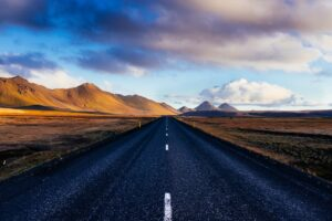Long Road Distance