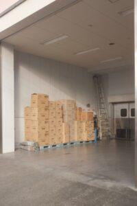 big storage space