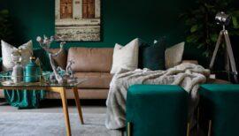 furniture re arranged