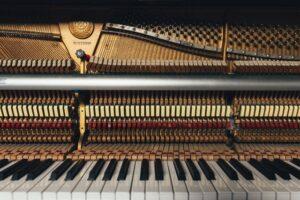 fragile piano