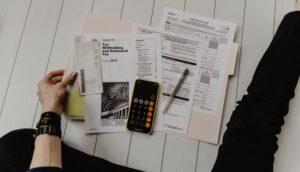 taxes recalculation