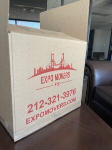 expo movers box