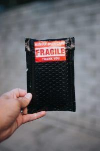 fragile item
